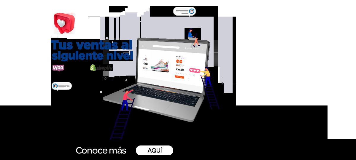 integra tu tienda shopiffy, woocomerce, wordpress a la logística de coordinadora