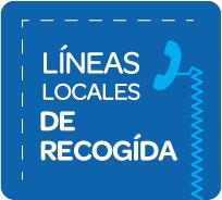 Lineas Recogida - Coordinadora.com