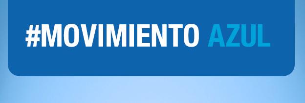 Noticia Movimiento Azul