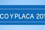 Pico Placa 2016